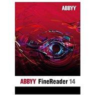 ABBYY FineReader 14 Standard EDU (elektronická licence) - Elektronická licence