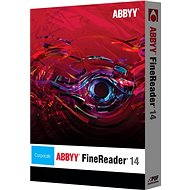 ABBYY FineReader 14 Corporate (elektronická licence) - Software OCR