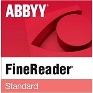 ABBYY FineReader Pro for Mac (elektronická licence) - OCR software