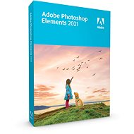 Adobe Photoshop Elements 2021 MP ENG upgrade (elektronická licence) - Grafický software