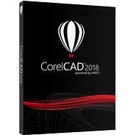 CorelCAD 2018 Licence PCM ML pro jednoho uživatele (elektronická licence) - Elektronická licence
