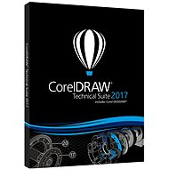 CorelDRAW Technical Suite 2017 pro jednoho uživatele (elektronická licence) - Elektronická licence