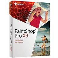 PaintShop Pro X9 Corporate Edition License (elektronická licence) - Elektronická licence