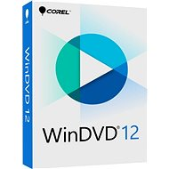 Corel WinDVD 12 Corporate Edition WIN (elektronická licence) - Elektronická licence