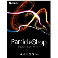 Corel ParticleShop Corporate License (elektronická licence) - Grafický software