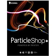 Corel ParticleShop Plus Corporate License (elektronická licence) - Elektronická licence