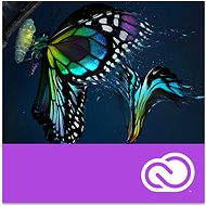 Adobe Commercial Premiere Pro Creative Cloud MP Team ENG Commercial RENEWAL (12 Months) (Electronic - Graphics Software