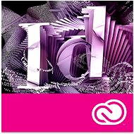 Adobe InDesign Creative Cloud MP ML (incl. CZ) Commercial (12 months) (Electronic License) - Electronic license