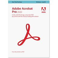 Adobe Acrobat Pro WIN/MAC ENG (BOX)