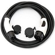 Typ 2 / Typ 2(Mennekes) - 3x16A - 5m - Nabíjecí kabel