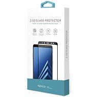 Epico Glass 2.5D pro Sony Xperia XA 1 černé - Ochranné sklo