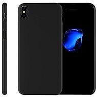 Epico Ultimate pro iPhone X/XS, černý - Kryt na mobil