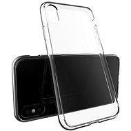 Epico Twiggy Gloss pro iPhone X, bílý transparentní - Ochranný kryt