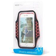 Epico Sport Armband oranžová - Pouzdro na mobilní telefon