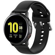 Epico Silicone Strap Xiaomi Mi Watch černá - Řemínek