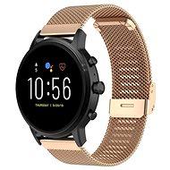 Epico Milanese Strap Xiaomi Mi Watch zlatá - Řemínek