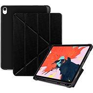 "Epico Fold Flip Case iPad Air 10.9"" (2020) - černé - Pouzdro na tablet"