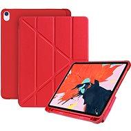 "Epico Fold Flip Case iPad Air 10.9"" (2020) - červené - Pouzdro na tablet"