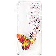 Epico Spring Butterfly pro Samsung Galaxy A3 (2017) - Kryt na mobil