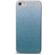 Epico GRADIENT pro iPhone 5/5S/SE - tyrkysový - Kryt na mobil