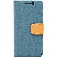 Epico Flip Case Prime pro Lenovo A6000 - světle modré - Pouzdro na mobil