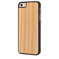Epico dřevěný kryt Veneer Maple pro iPhone 5/5S/SE