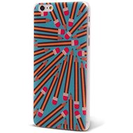 Epico Design Case iPhone 6/6S Plus Pencils - Kryt na mobil