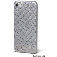 Kryt na mobil Epico Design Case Samsung Galaxy S6 Silver Hearts
