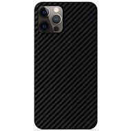 """Epico Carbon Magnetic Magsafe Compatible Case iPhone 12 Pro Max (6.7"""") - černá - Kryt na mobil"""