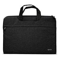 """Epico Laptop Handbag For Macbook 15""""/16"""" - černá (inner velvet)"""