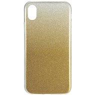 Epico Gradient pro iPhone XR - zlatý - Kryt na mobil