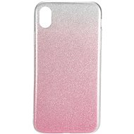 Epico Gradient pro iPhone XR - růžový - Kryt na mobil