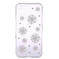 Epico White Snowflakes pro iPhone 7/8