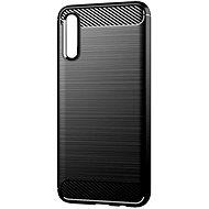 Epico Carbon pro Samsung Galaxy A70 - černý