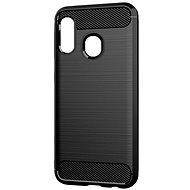 Epico CARBON Samsung Galaxy A20e - černý - Kryt na mobil