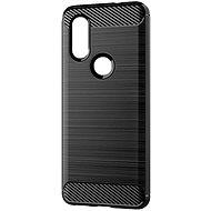 Epico CARBON Motorola Moto One Vision - černý - Kryt na mobil