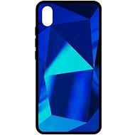 Epico COLOUR GLASS CASE Xiaomi RedMi 7A - modré - Kryt na mobil