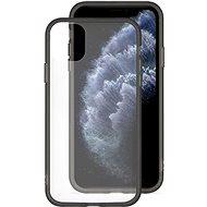 EPICO GLASS CASE iPhone 11 Pro - transparentní/černá