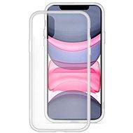 EPICO GLASS CASE 2019 iPhone 11, Transparent/White