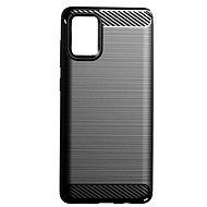 Kryt na mobil Epico Carbon pro Samsung Galaxy A71 - černý