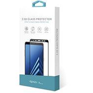 Epico Glass 2.5D pro Honor 8X - černé - Ochranné sklo