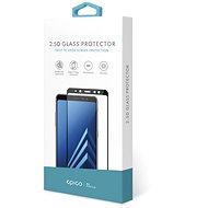 Epico Glass 2.5D Sony Xperia L3 - černá - Ochranné sklo
