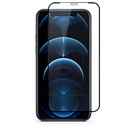 Epico Edge to Edge Glass iPhone 12 Mini černý - Ochranné sklo