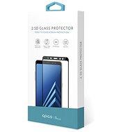 Epico Glass 2.5D pro Samsung Galaxy S21 - černá - Ochranné sklo