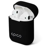 Epico AirPods pouzdro, černé - Pouzdro
