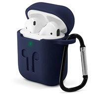 Epico OUTDOOR COVER Airpods Gen 1/2 - modrá