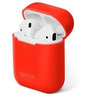 Epico Silicone AirPods Gen 2 - červené