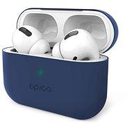 Epico Silicone Cover AirPods Pro tmavě modrá - Pouzdro na sluchátka