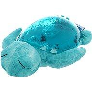 Uklidňující želvička - Aqua - Noční světlo