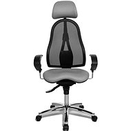 TOPSTAR Sitness 45 šedá - Kancelářská židle